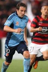Football united … Alessandro del Piero is an ambassador.