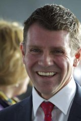 ''Government does not and will not directly invest'' … Mike Baird.
