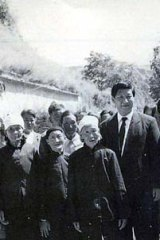 "During the Cultural Revolution, Xi Jingping was exiled to dirt-poor Liangjiahe. In 1993 he returned to meet residents of ""second home""."