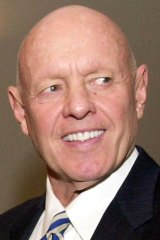 Dr Stephen Covey,  the motivational speaker best known for the book <i>The Seven Habits of Highly Effective People</i>, has died.