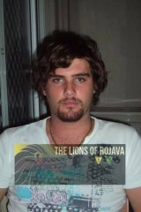 Gold Coast man Reece Harding, who died while fighting with Kurdish forces.