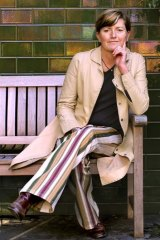 Tony Abbott's sister ... Christine Forster.