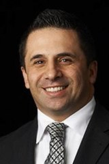 Former Myer executive Nick Abboud will lead Dick Smith.