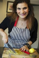 From architect to food blogger ... Marie Phitidis.