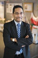 Professor Abdullah Saeed.