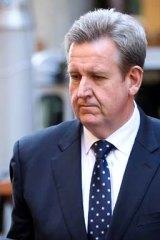 Premier Barry O'Farrell.