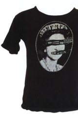 A Sex Pistols T-shirt.