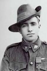 Private Henry Dalziel.