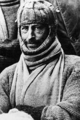Trailblazer: Sir Douglas Mawson.
