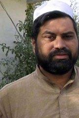Killed ... Saleem Shahzad.