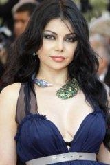 Sorry...Lebanese singer Haifa Wehbe.