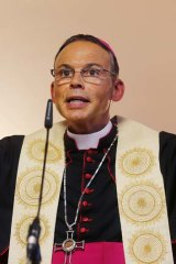 Suspended: Bishop of Limburg Franz-Peter Tebartz-van Elst.