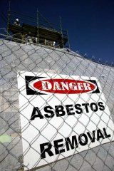 The diagnosis of asbestos-related diseases is not expected to peak until 2020.