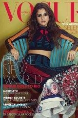 Vogue Australia September 2016 cover.