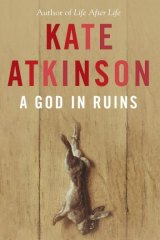 <i>A God in Ruins</i> by Kate Atkinson.