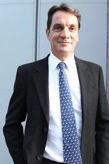 Gary Phillips ... Pharmaxis' new chief executive.