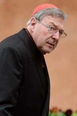 Cardinal George Pell.