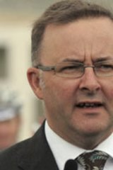 Anthony Albanese...picking and choosing.