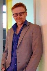 <i>The Crucible</i>'s artistic director, Damien Ryan.