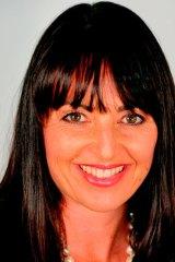 Social media expert Catriona Pollard