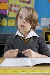 Matthew Moore's primary-school comedy <i>Julian</i> stars Ed Oxenbould.