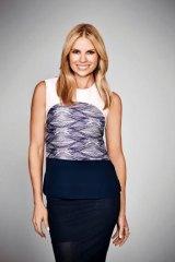<i>Big Brother</i> host Sonia Kruger.