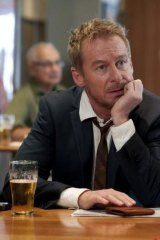 Richard Roxburgh's larrikin charm is a key factor in the success of <i>Rake</i>.
