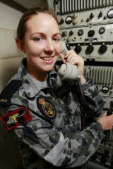 Upgrade ... Defence has signed a $1.1 billion contract with Telstra for communications technology.