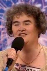Susan Boyle's now famous audition on <i>Britain's Got Talent</i>.