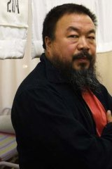 Chinese artist Ai Weiwei in 2007.