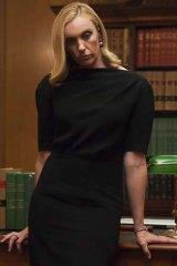 Political intrigue ... Toni Collette in <i>Rake</i>.