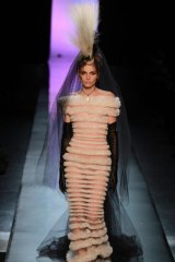 Andrej Pejic has been chosen by Jean-Paul Gaultier to star in both his womenswear and menswear shows in Paris.