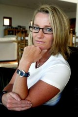 Controversial appointment: Columnist Janet Albrechtsen.