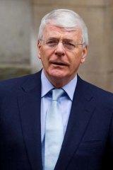 """Mr Murdoch really didn't like our European policies"" ... John Major."