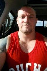 Brandon Osborn: Admitted shooting his girlfriend, police say.
