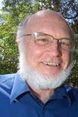 Agricultural scientist John Williams.