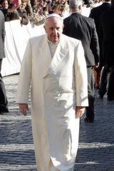 Pope Francis has been critical of 'clericalism'.