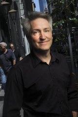 The co-creator of the <I>Gruen</i> franchise, Jon Casimir.