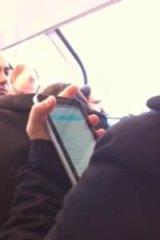 "Spotted: Samsung's iPad-rival <i>Photo: <a href=""http://www.youtube.com/watch?v=BRyFU1nF07o"">YouTube/Electronistadotcom</a></i>"