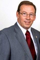 Redlands MP Peter Dowling.