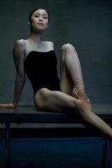 New techniques: Ako Kondo appears in the Australian Ballet's  Bodytorque program of new works.
