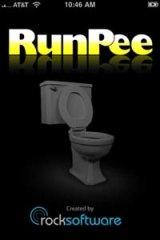 The RunPee app.