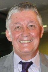 ACTEW Managing Director Mark Sullivan.