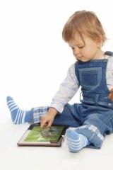 Can iPad's help a child's development?