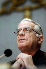 Vatican spokesman Father Federico Lombardi. <i>Picture: Filippo Monteforte/AFP</i>