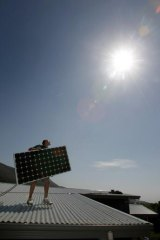 The Coalition matched a Labor commitment on solar energy before the 2010 election.