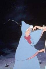 Disney's 1950 animated version of <i>Cinderella</i>.