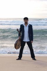 Oud player and composer Joseph Tawadros.