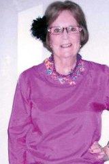 Monica Speering ... murdered by her son.