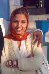 Manpreet Kaur ... the 29-year-old bled to death from eight wounds inflicted by her husband.